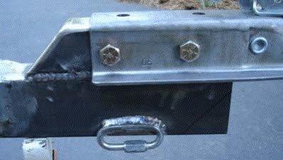 bolt on coupler